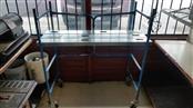 Contractor's Choice 4' / 500lb Capacity Portable Scaffolding